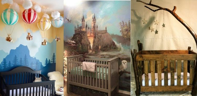 du suchst eine inspiration f r das baby oder kinderzimmer hier sind 9 super tolle ideen. Black Bedroom Furniture Sets. Home Design Ideas